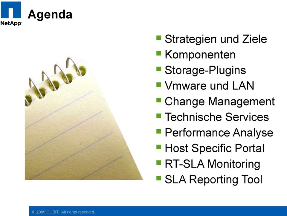 Management Technische Services Performance