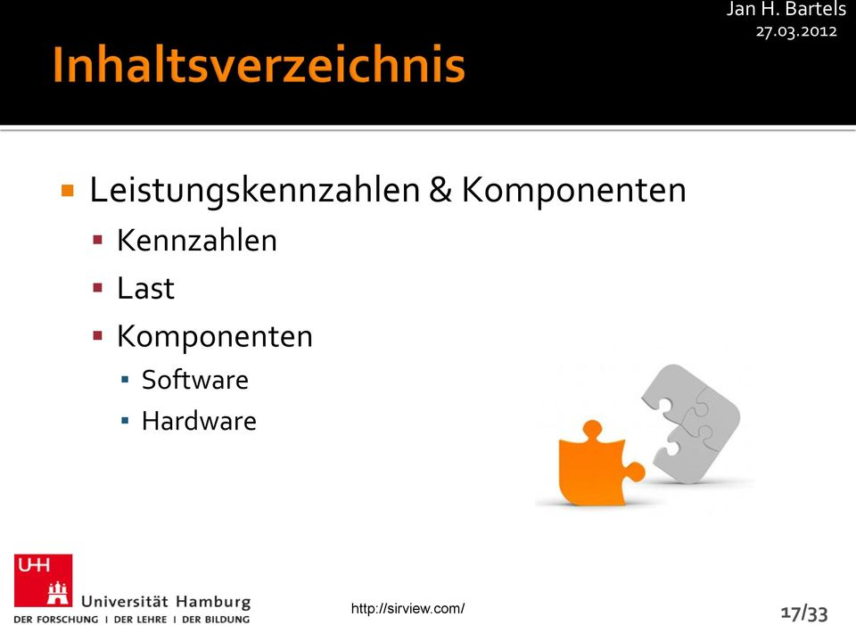 Last Komponenten Software