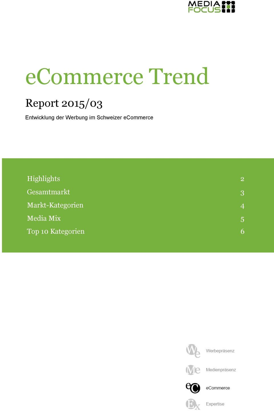 ecommerce Highlights 2 Gesamtmarkt 3