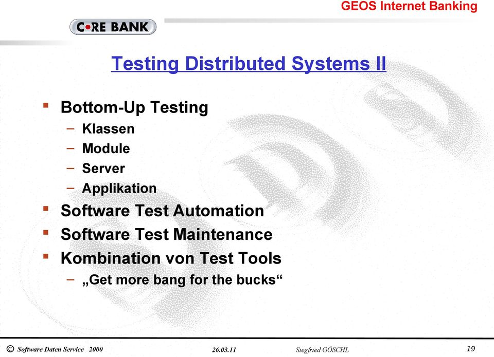 Software Test Automation Software Test