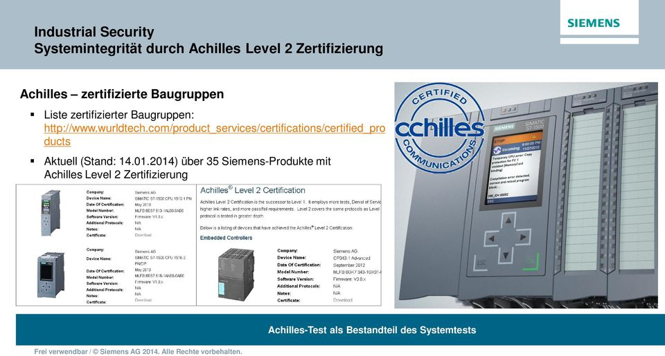 com/product_services/certifications/certified_pro ducts Aktuell (Stand: 14.01.