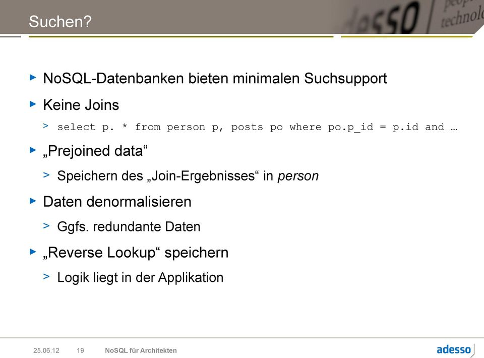 id and Prejoined data > Speichern des Join-Ergebnisses in person Daten