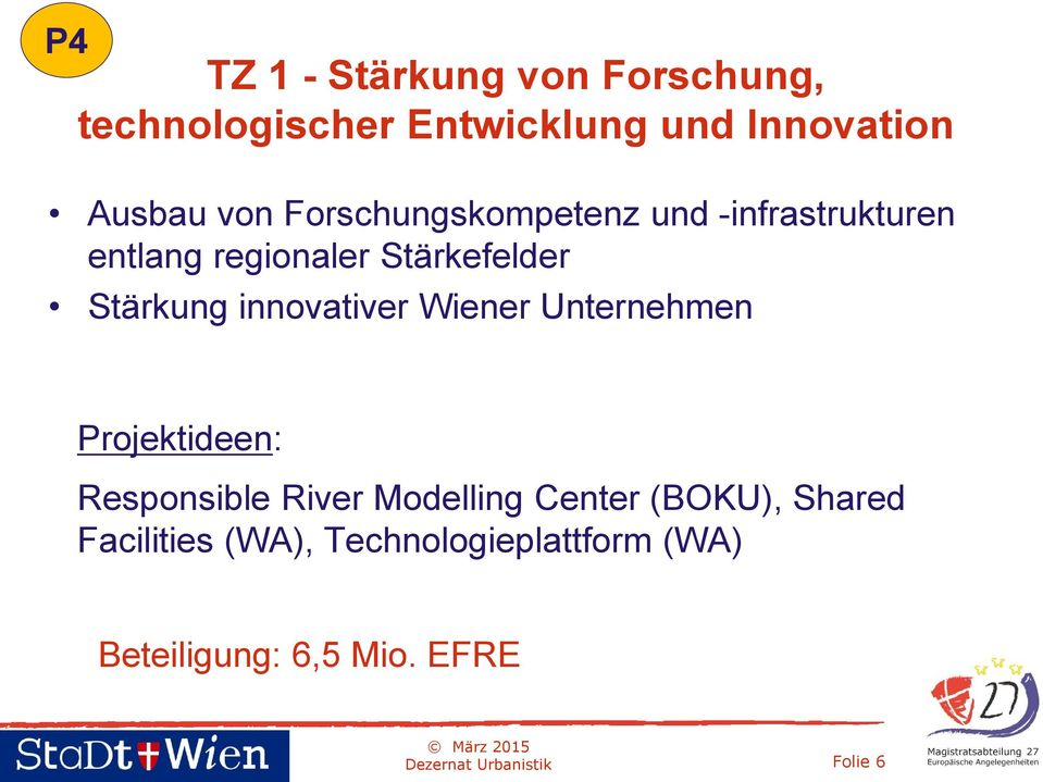 innovativer Wiener Unternehmen Projektideen: Responsible River Modelling Center (BOKU),