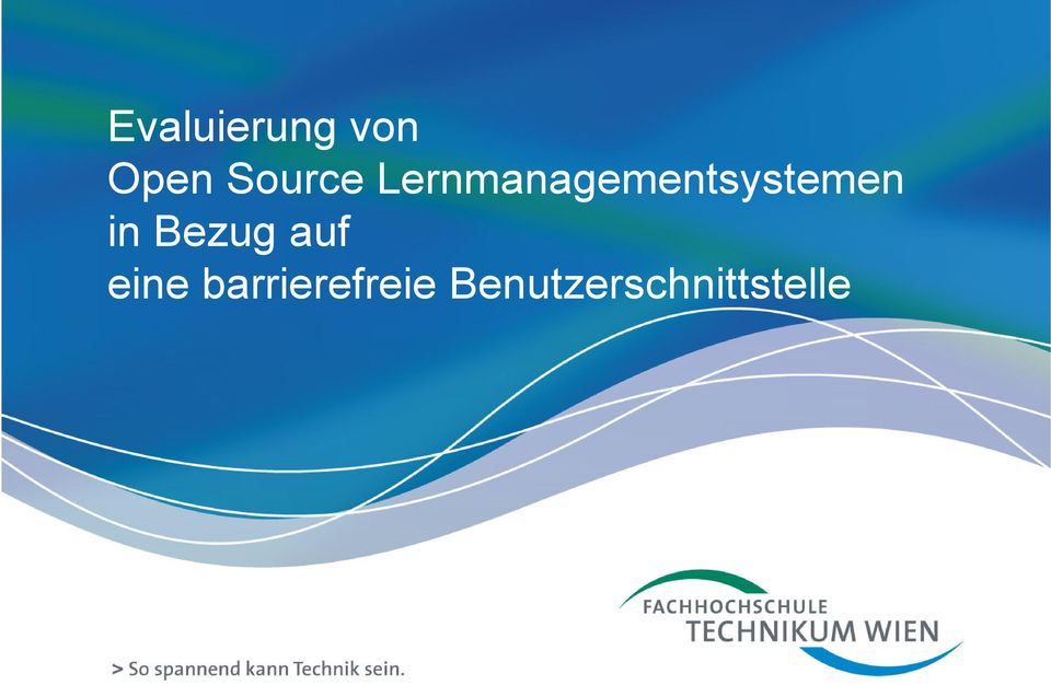 Lernmanagementsystemen in