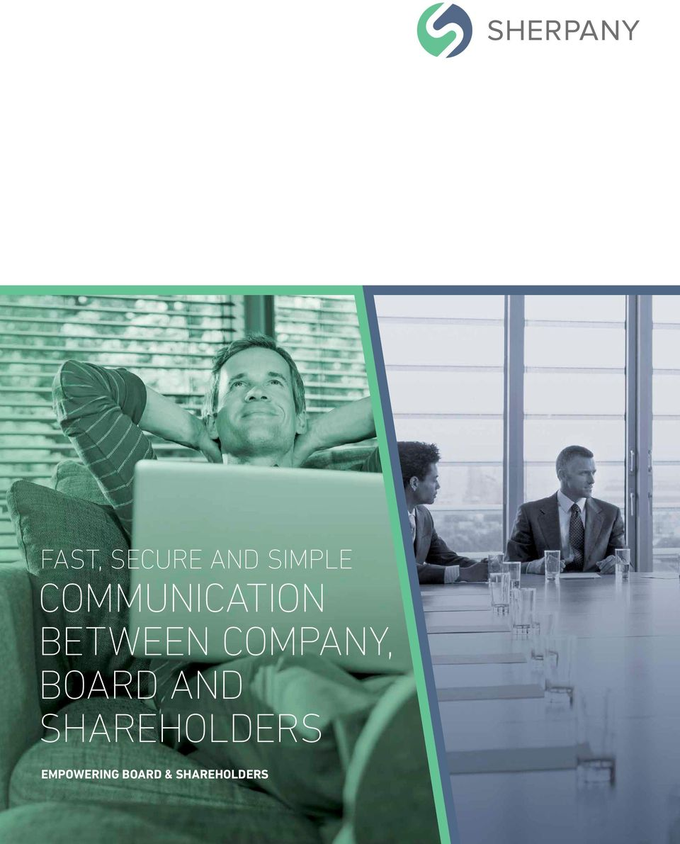 company, board and