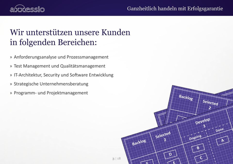 Management und Qualitätsmanagement IT-Architektur, Security und Software