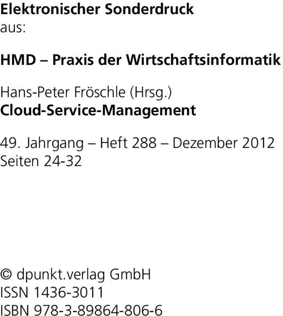 ) Cloud-Service- Management 49.
