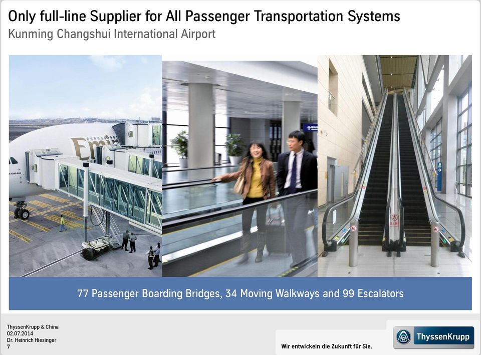International Airport 77 Passenger Boarding Bridges,