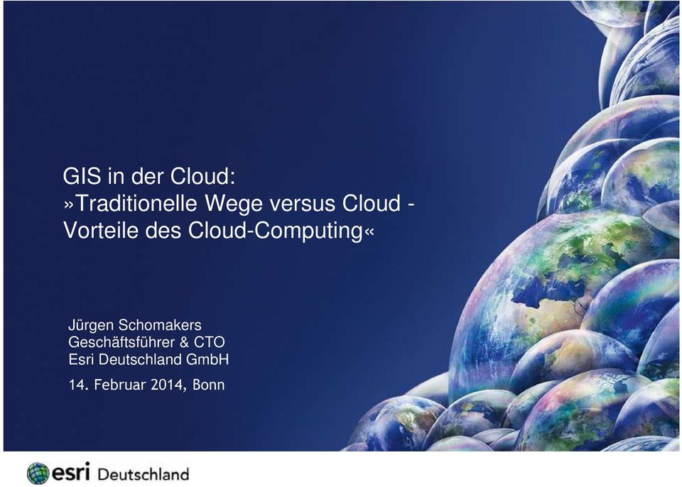 Cloud-Computing«Jürgen Schomakers