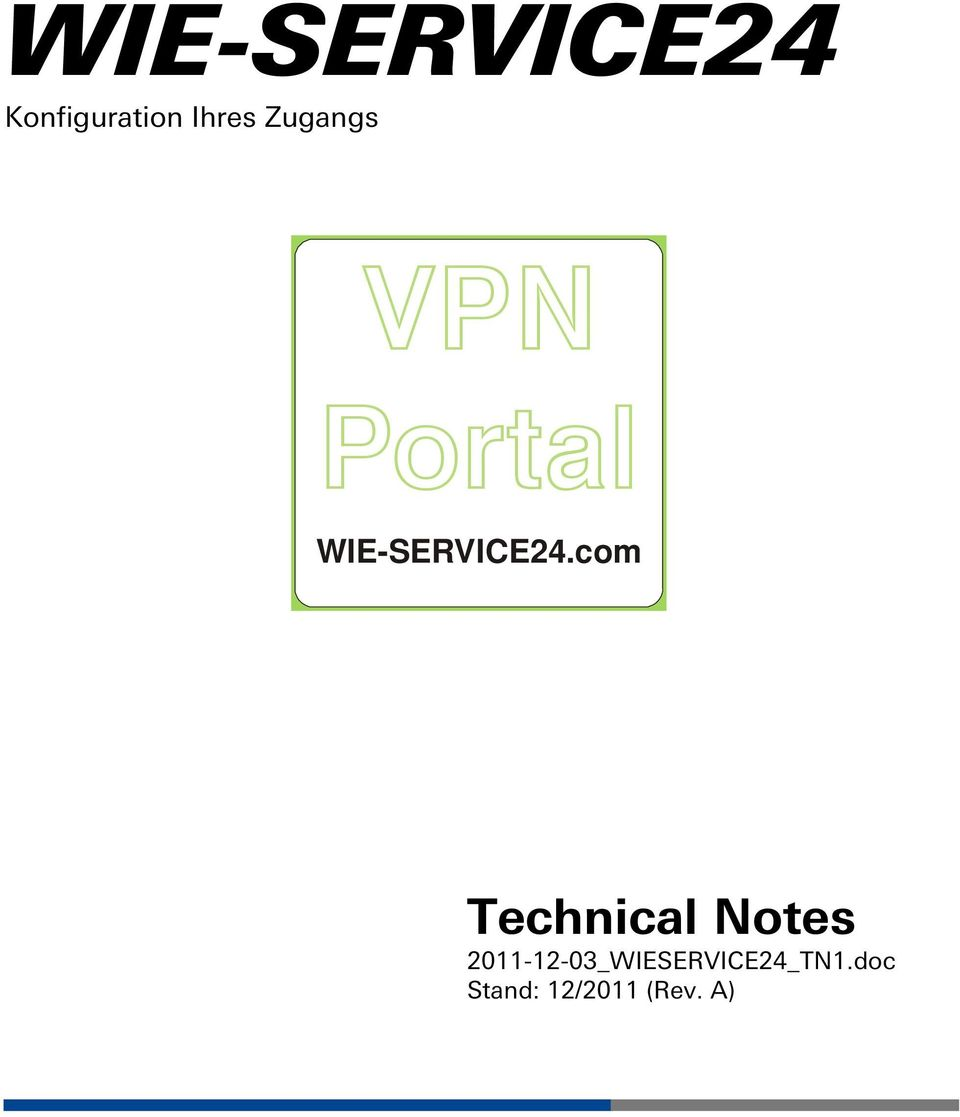 com Technical Notes