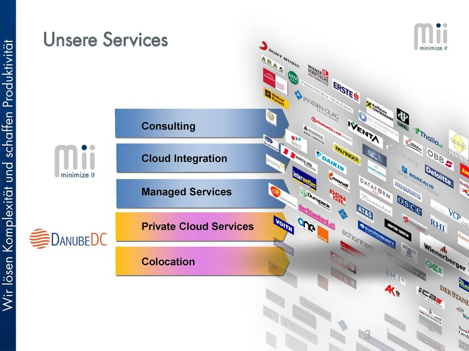 Consulting Cloud Integration Managed