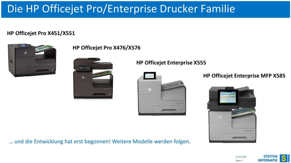 bearbeiten HP Officejet Enterprise X555 HP Officejet Enterprise MFP