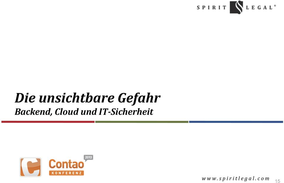 Cloud und IT