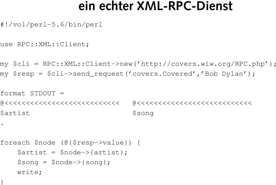 http://covers.wiw.org/rpc.php ); my $resp = $cli->send_request( covers.