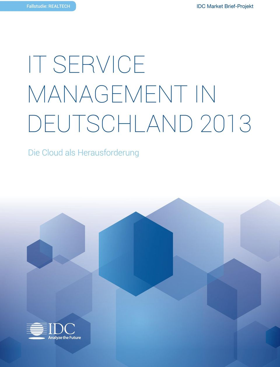 SERVICE MANAGEMENT IN