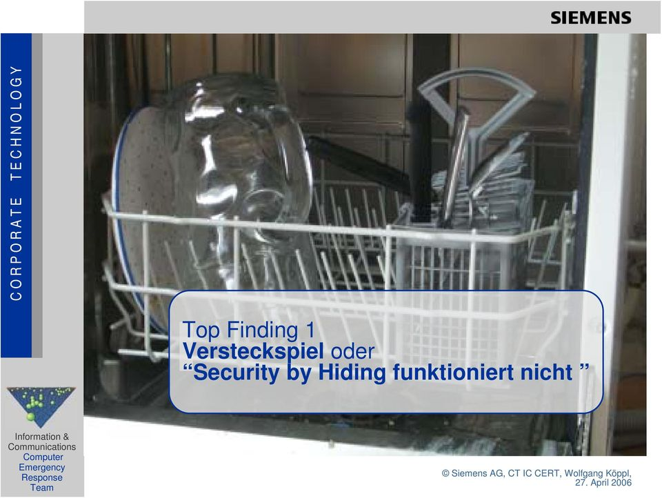 oder Security by