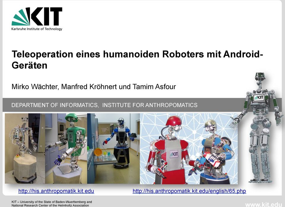 http://his.anthropomatik.kit.