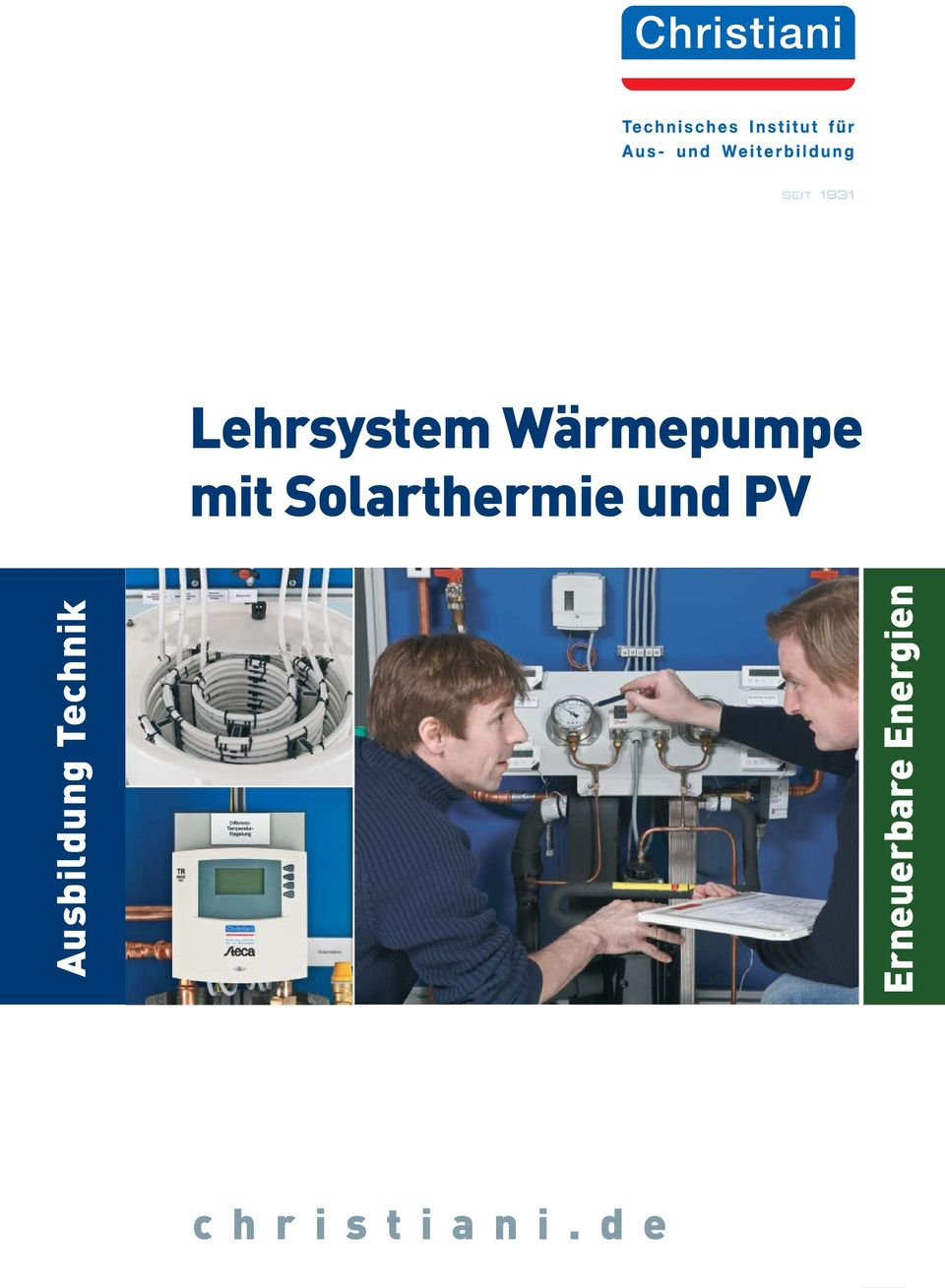 lehrsystem w rmepumpe mit solarthermie und pv pdf. Black Bedroom Furniture Sets. Home Design Ideas