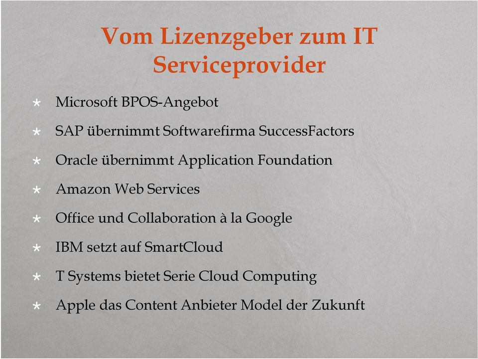 Web Services Office und Collaboration à la Google IBM setzt auf SmartCloud T
