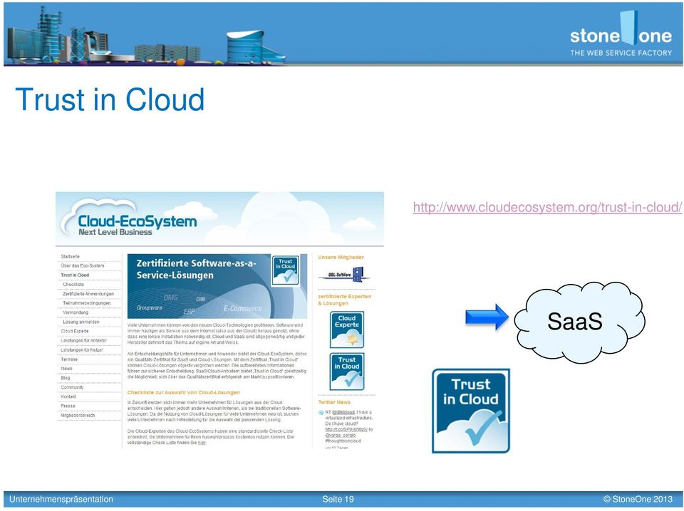 org/trust-in-cloud/ SaaS