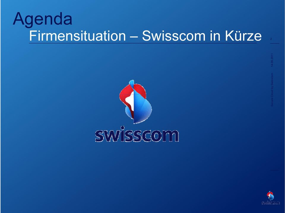 Swisscom in