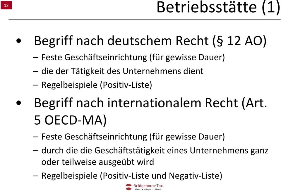 internationalem Recht (Art.