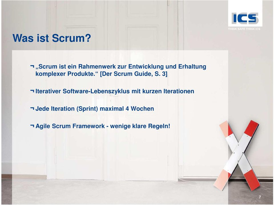 Produkte. [Der Scrum Guide, S.