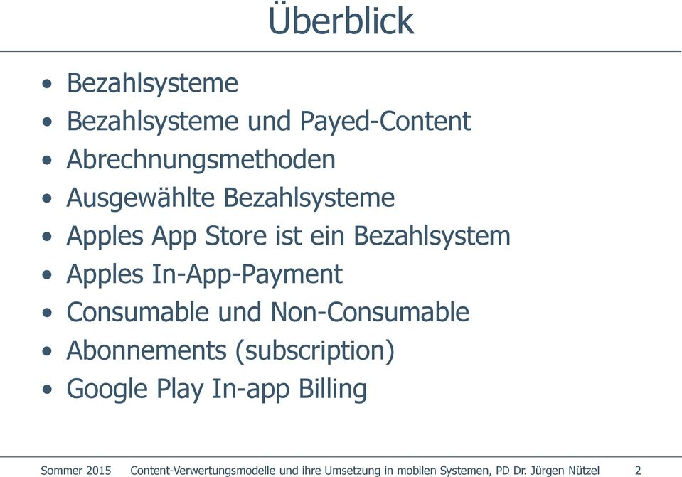 Consumable und Non-Consumable Abonnements (subscription) Google Play In-app Billing