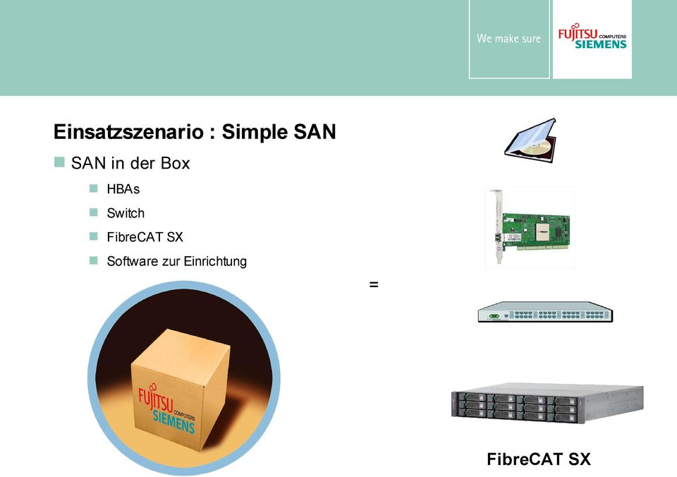 Switch FibreCAT SX