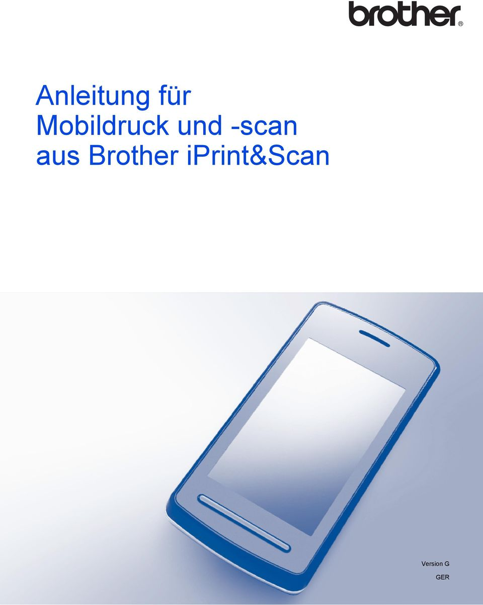 -scan aus Brother