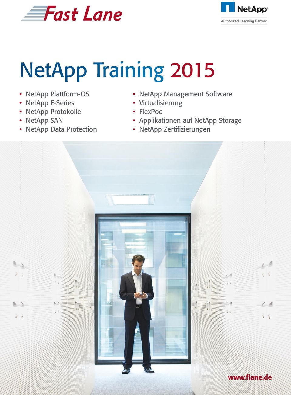 NetApp Management Software Virtualisierung FlexPod