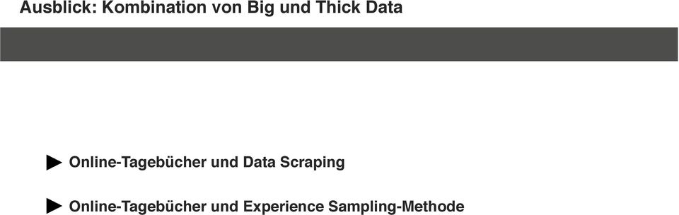 und Data Scraping