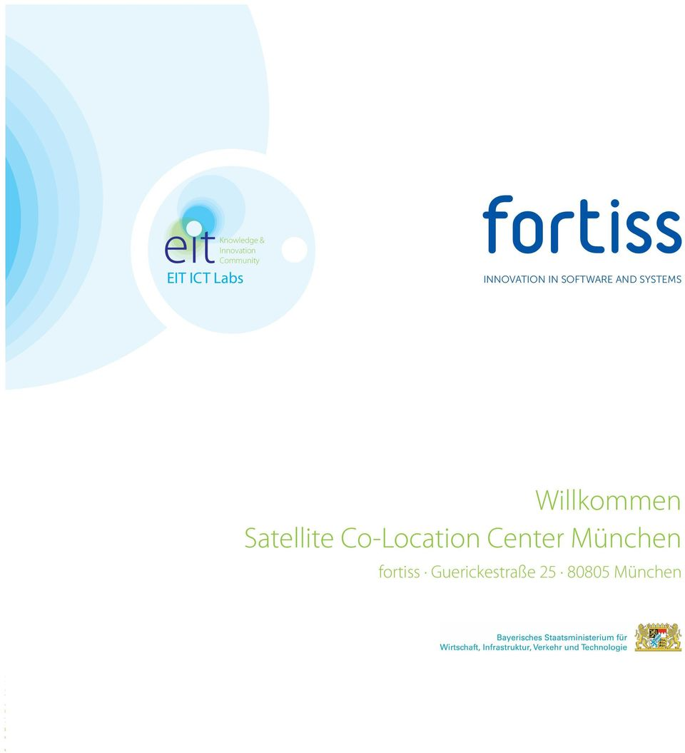 Willkommen Satellite Co-Location Center