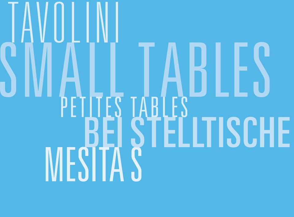 tables Bei