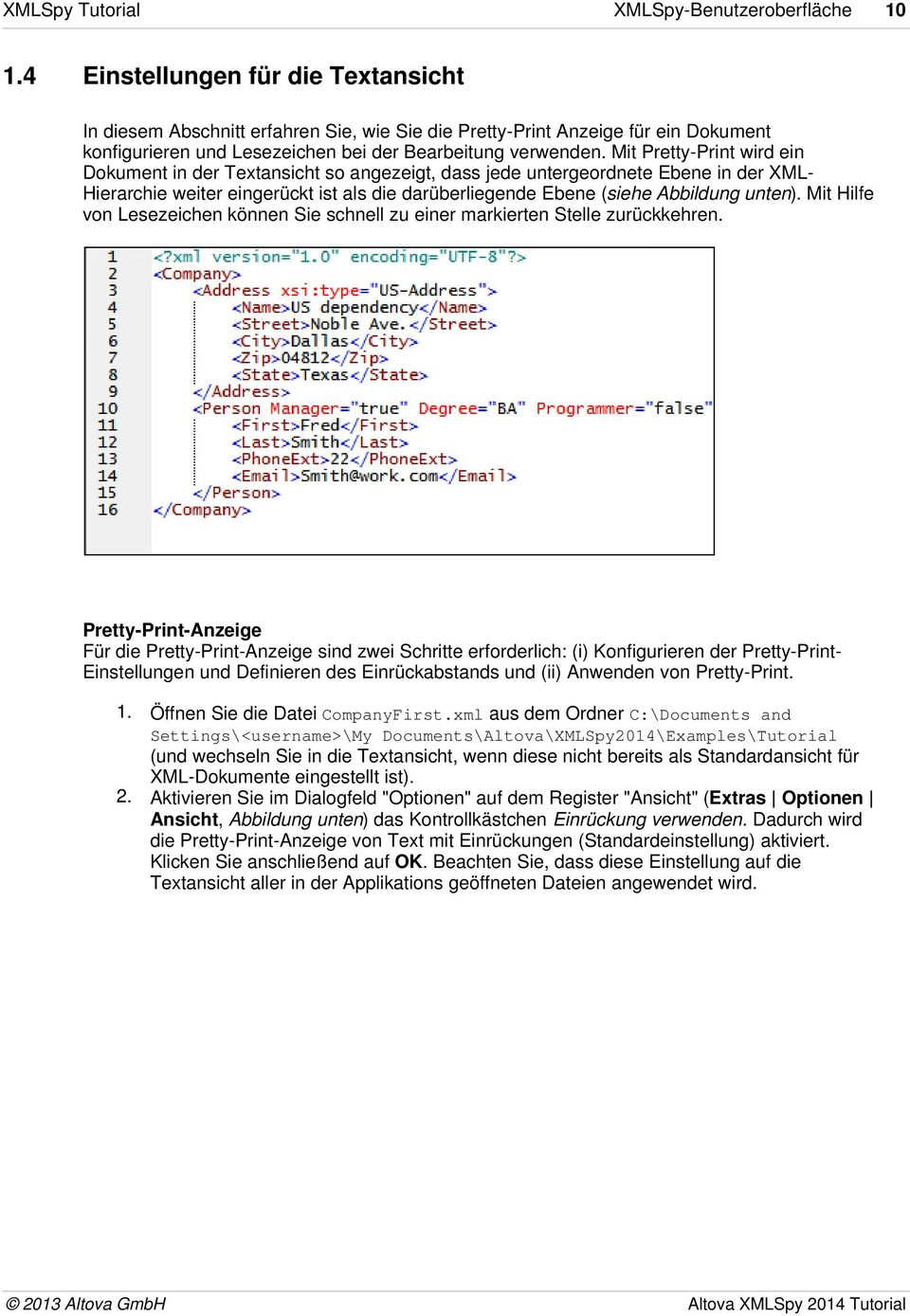 html and xml tutorial pdf