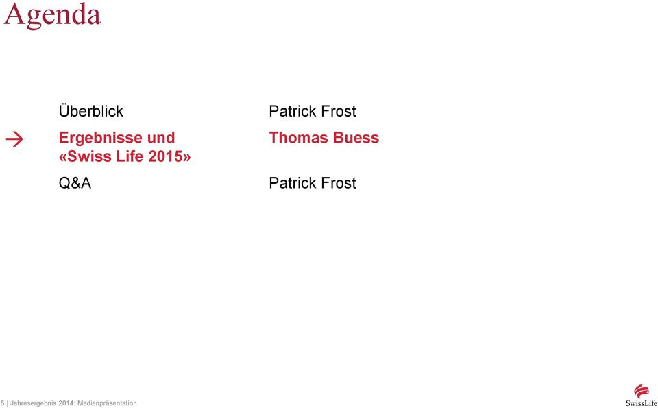 Frost Thomas Buess Patrick Frost