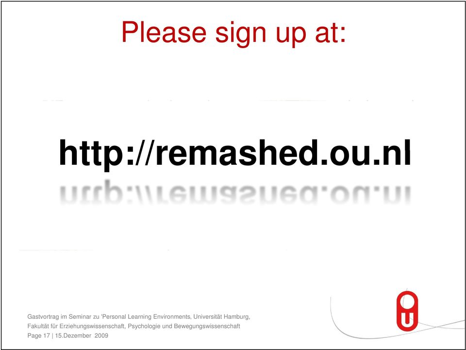 http://remashed.ou.nl Enter your favorite Web 2.0 potatoes.