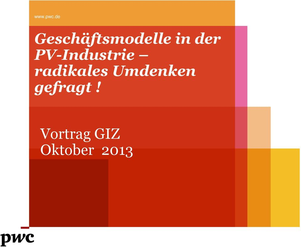 PV-Industrie