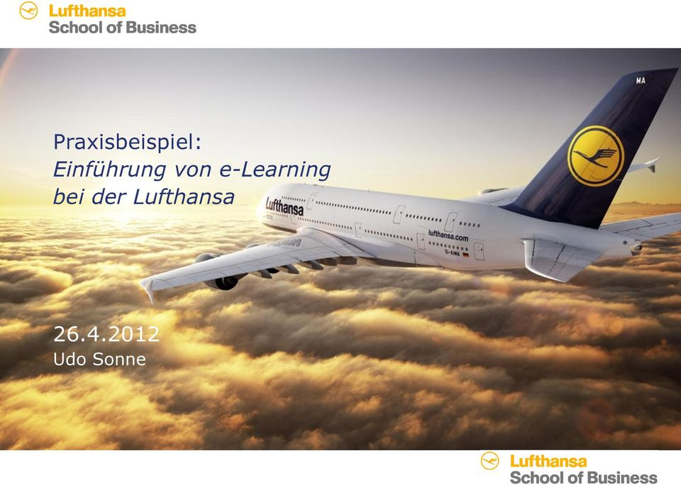 e-learning bei der
