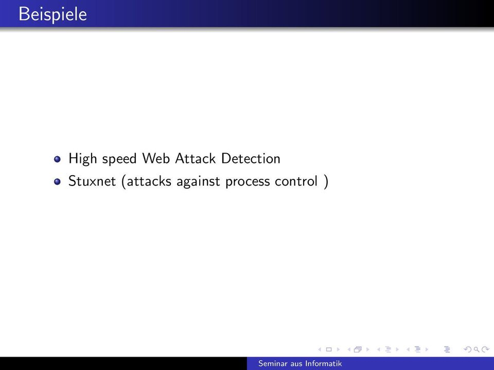 Stuxnet (attacks