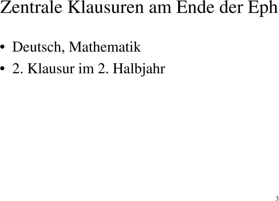 Deutsch, Mathematik