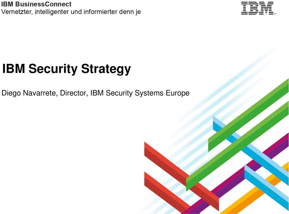 Director, IBM Security