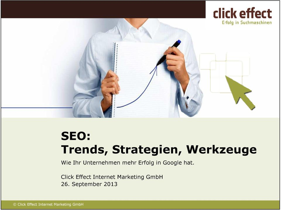 Click Effect Internet Marketing GmbH 26.