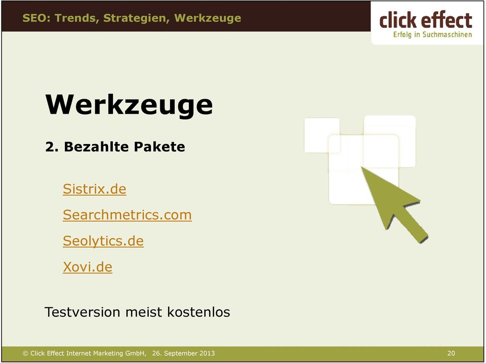 de Searchmetrics.