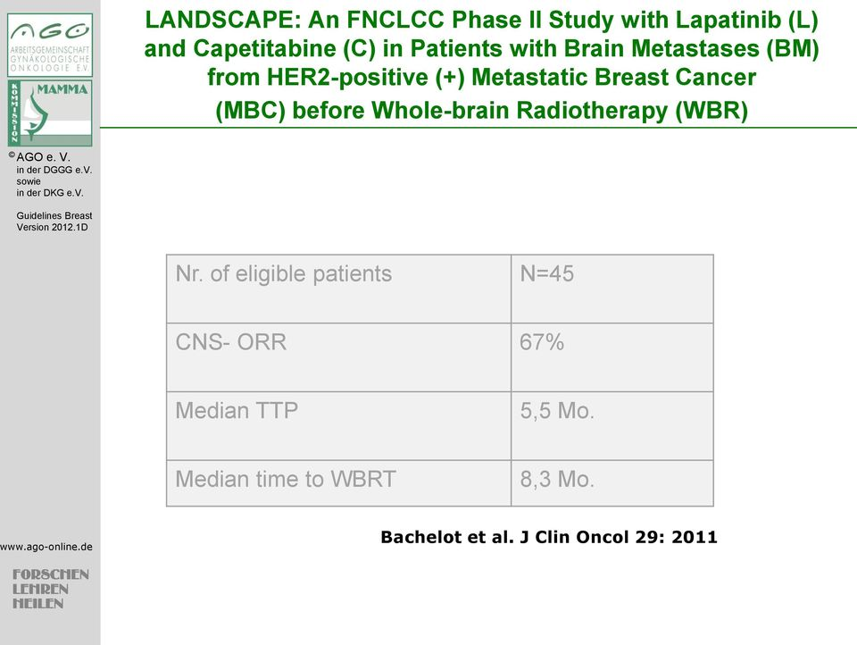 (MBC) before Whole-brain Radiotherapy (WBR) Nr.