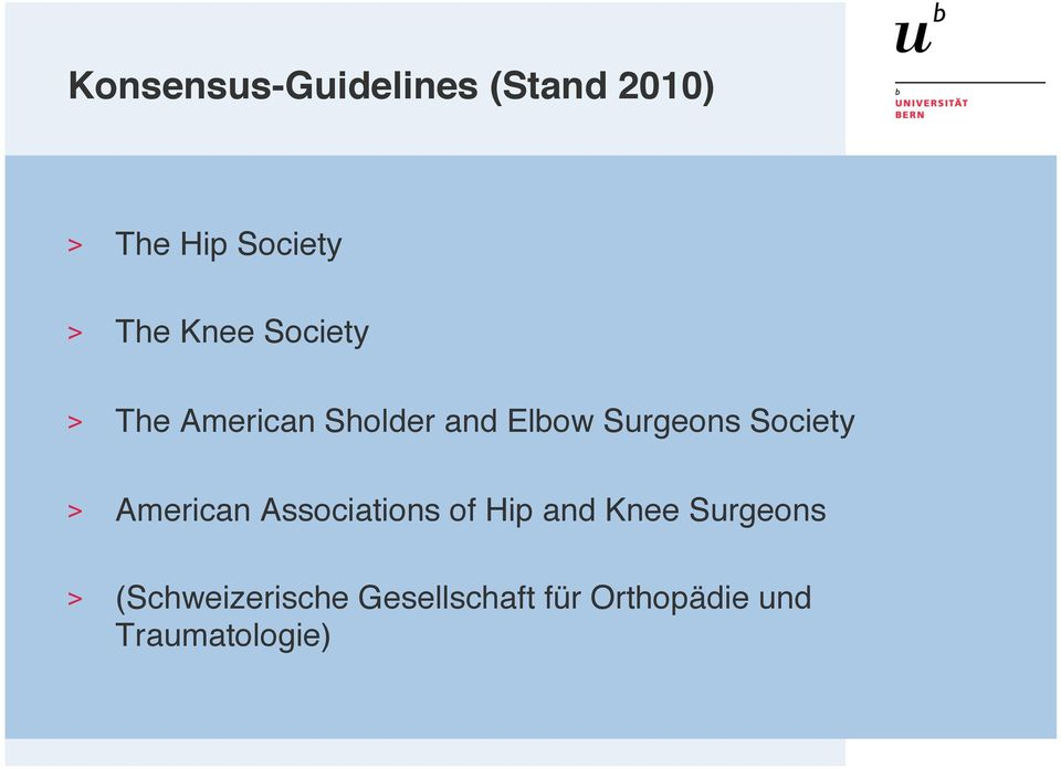 > The American Sholder and Elbow Surgeons Society!