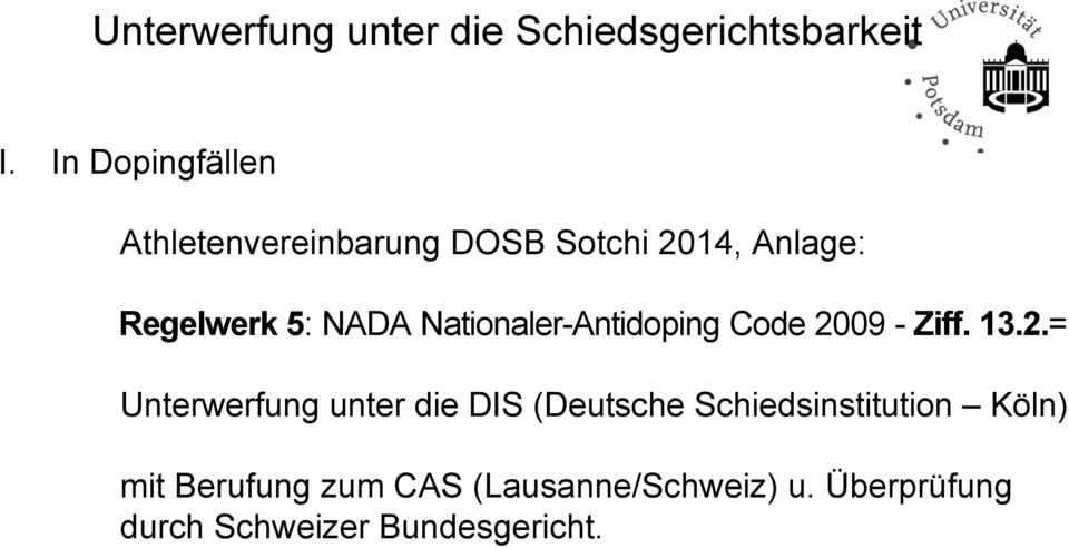 Nationaler-Antidoping Code 20