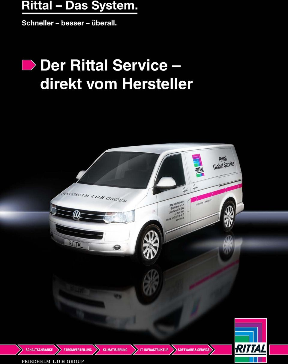 der rittal service direkt vom hersteller pdf. Black Bedroom Furniture Sets. Home Design Ideas