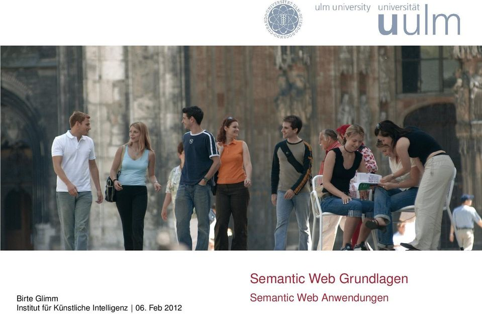 Feb 2012 Semantic Web
