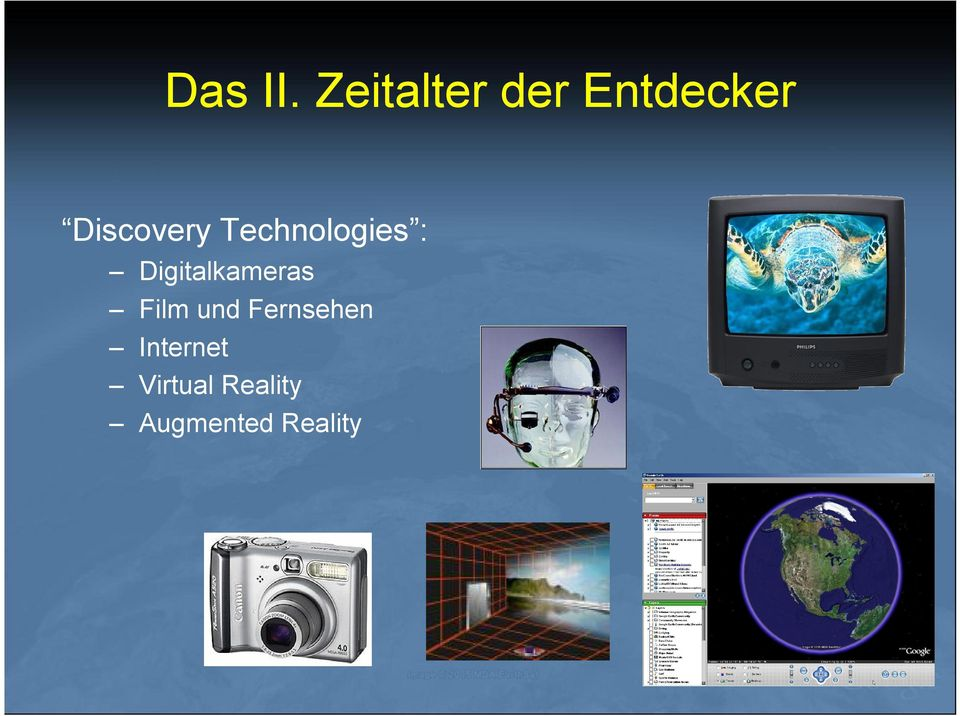 Technologies : Digitalkameras